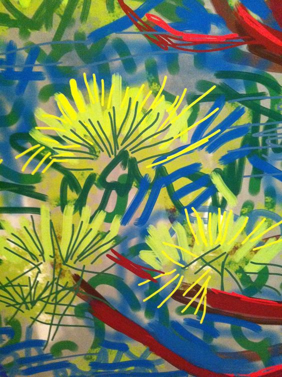 David Hockney #Flowers <br>http://pic.twitter.com/2uBl1aoTn1
