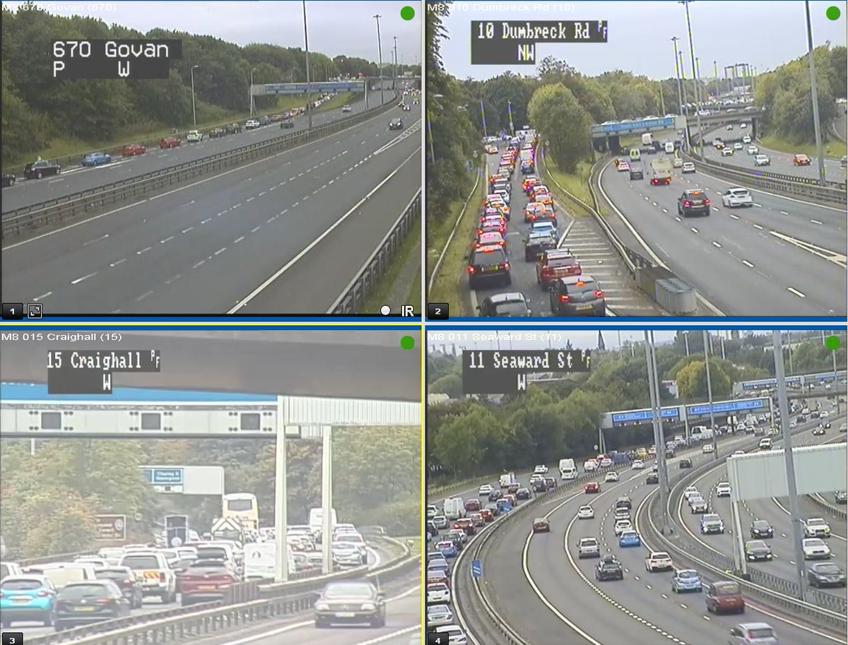 test Twitter Media - A few more images of the congestion heading through to Glasgow on the #M8 #PlanAhead https://t.co/upuMngBoUd
