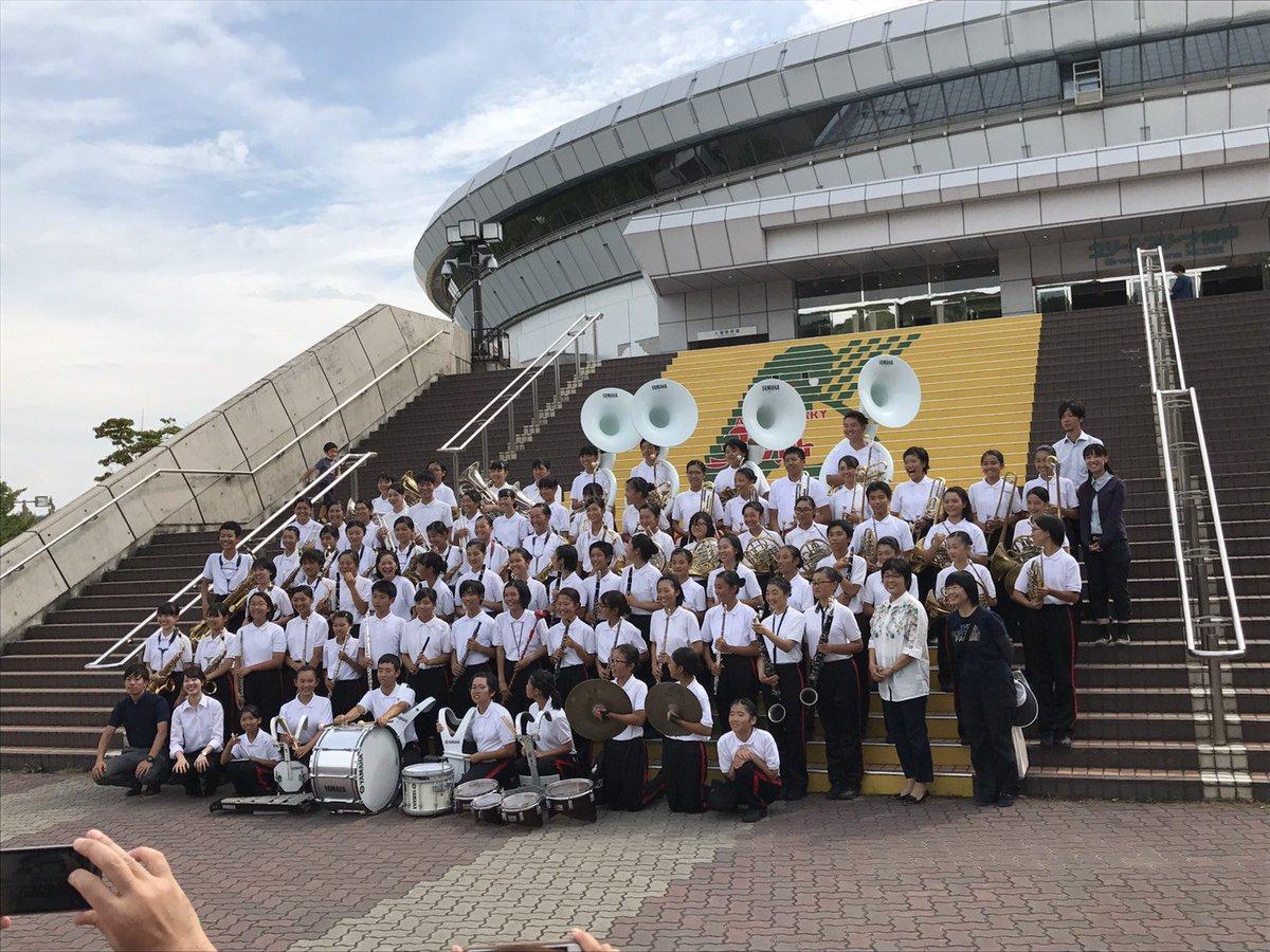 2019 コンテスト 関西 マーチング