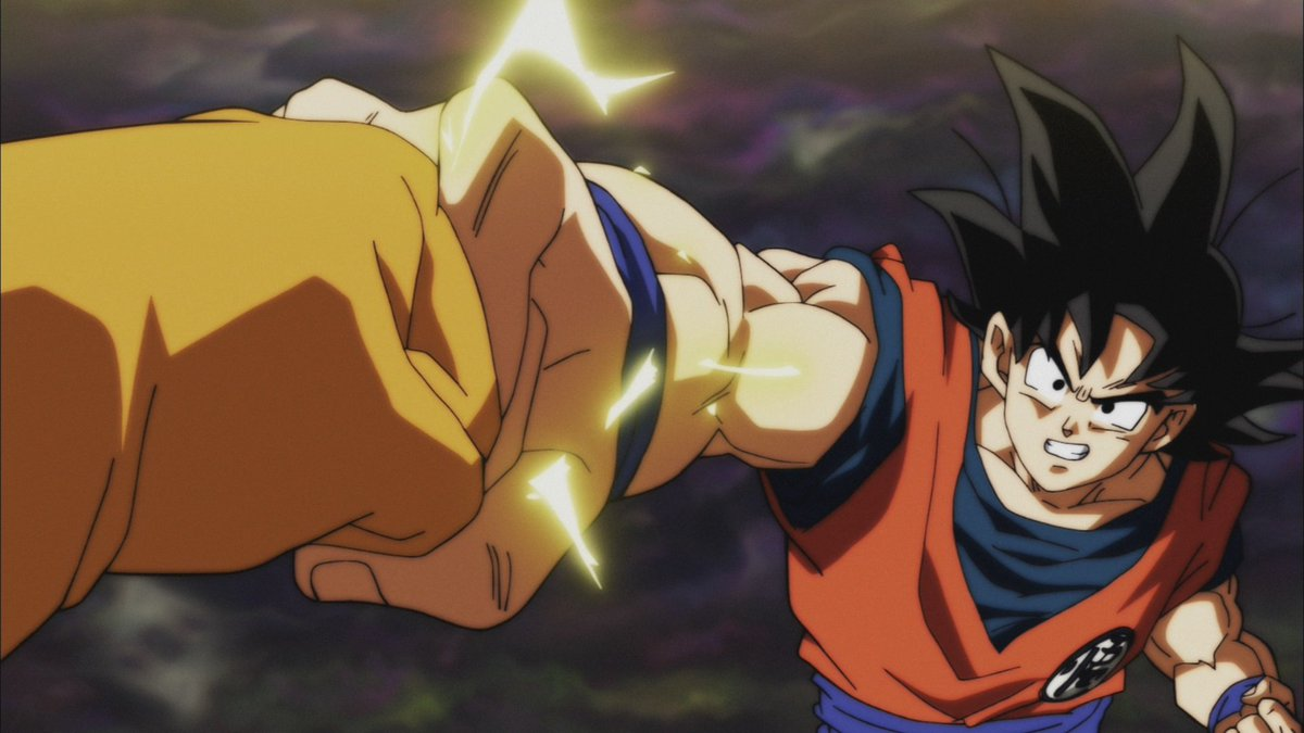 Goku VS Ribrianne
