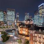 東京駅前の工事がほぼ終わりまた魅力度高まった。#東京駅 pic.twitter.com/nXR840…