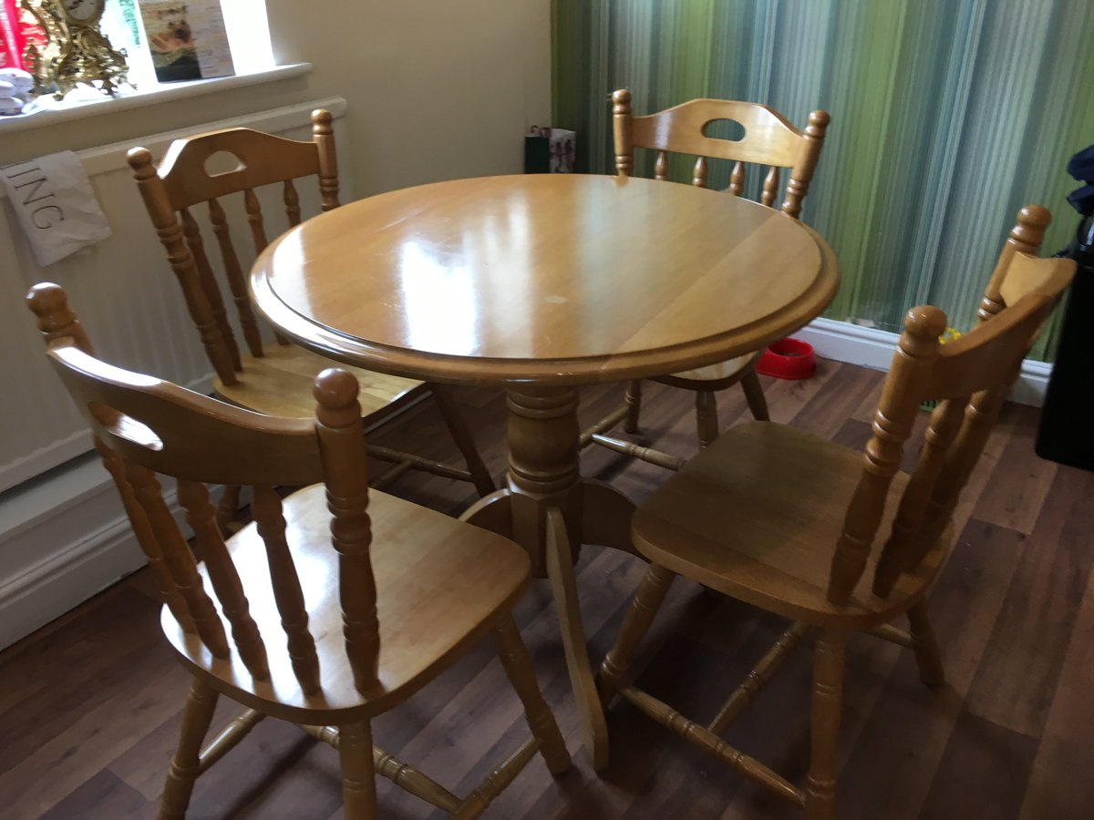 Mylocalforumcouk Area Dinnington South Yorkshire 28545 Buy And Sell For Sale Wanted In 170 Dining Table 4 Chairs