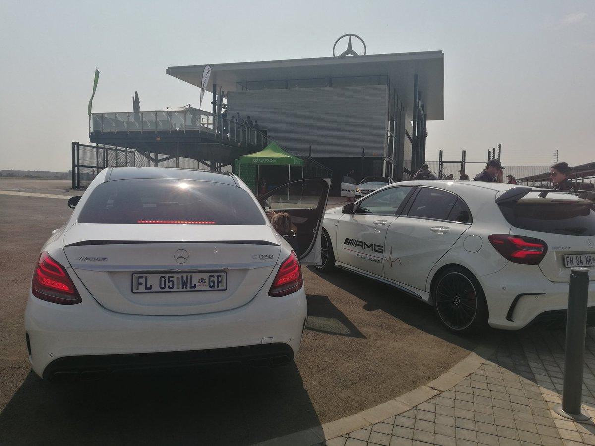 What fun! #FM7 #AMG @GES_SA