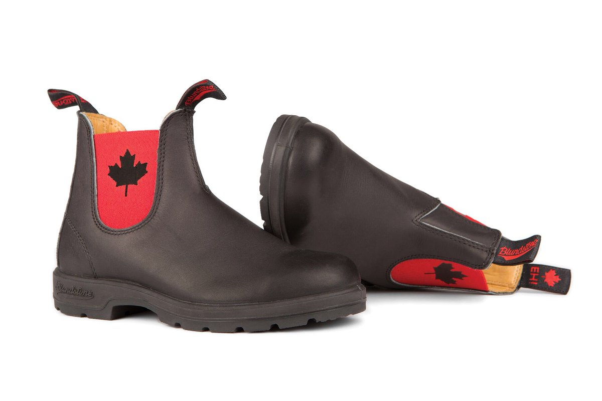 test Twitter Media - The #Blundstone 1474 Eh!Boot is back in stock at Grady's for a limited time. 🍁@LansdownePlace #Canada150 https://t.co/uP3OEkivuI #ptbo https://t.co/jyu1wDQJoU