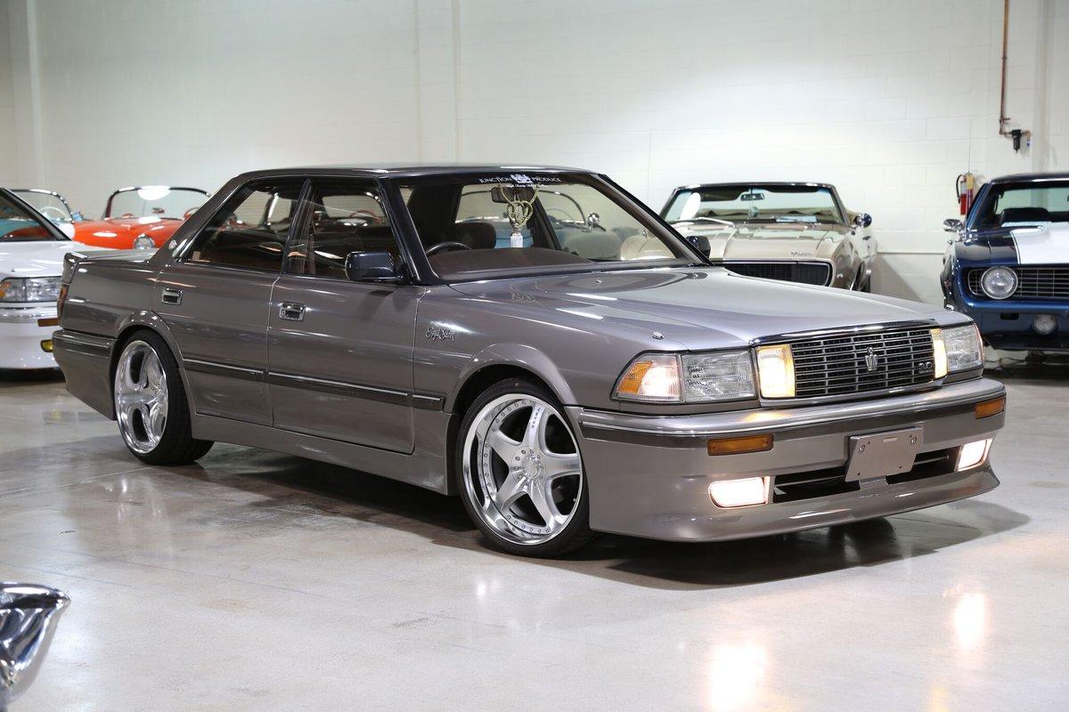 Kekurangan Toyota Crown 1990 Perbandingan Harga