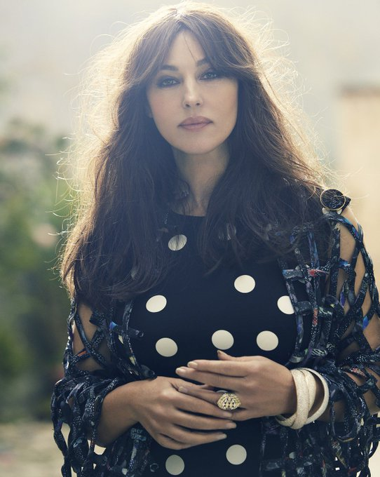 Happy 53rd birthday Monica Bellucci