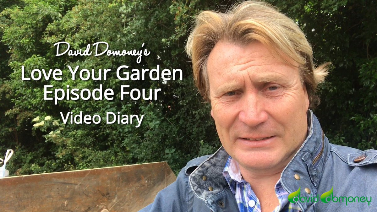 Watch my #LoveYourGarden behind the scenes video diaries  to see what goes on when you make a TV show!  http:// bit.ly/2gQ0LgO  &nbsp;  <br>http://pic.twitter.com/pyMF1gFCbx