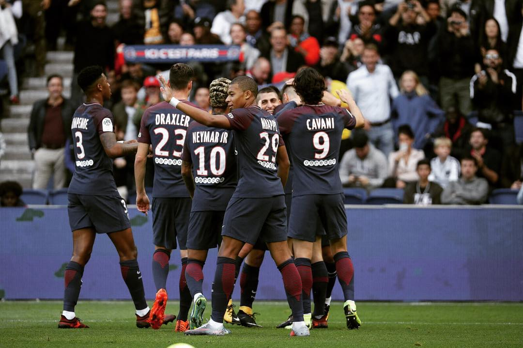 PSG 6-2 Bordeaux Highlights