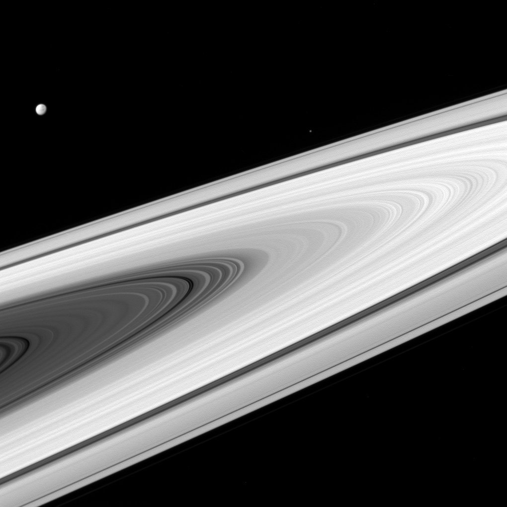 #SaturnSaturday Ringside: all about Saturn's most famous wonders - https://t.co/IipcozQLUZ