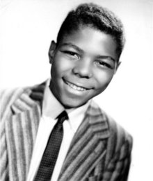 Happy birthday to one of the greatest voices you will ever hear. Frankie Lymon.