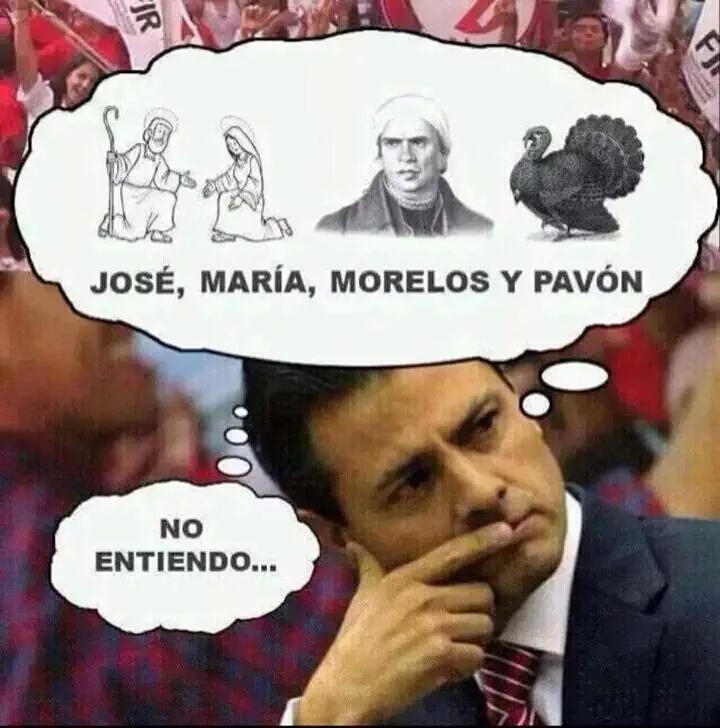 Jaja pendejo, no te mueras nunca!!  José María Morelos y Pavón https://t.co/3bVTkMrbQd