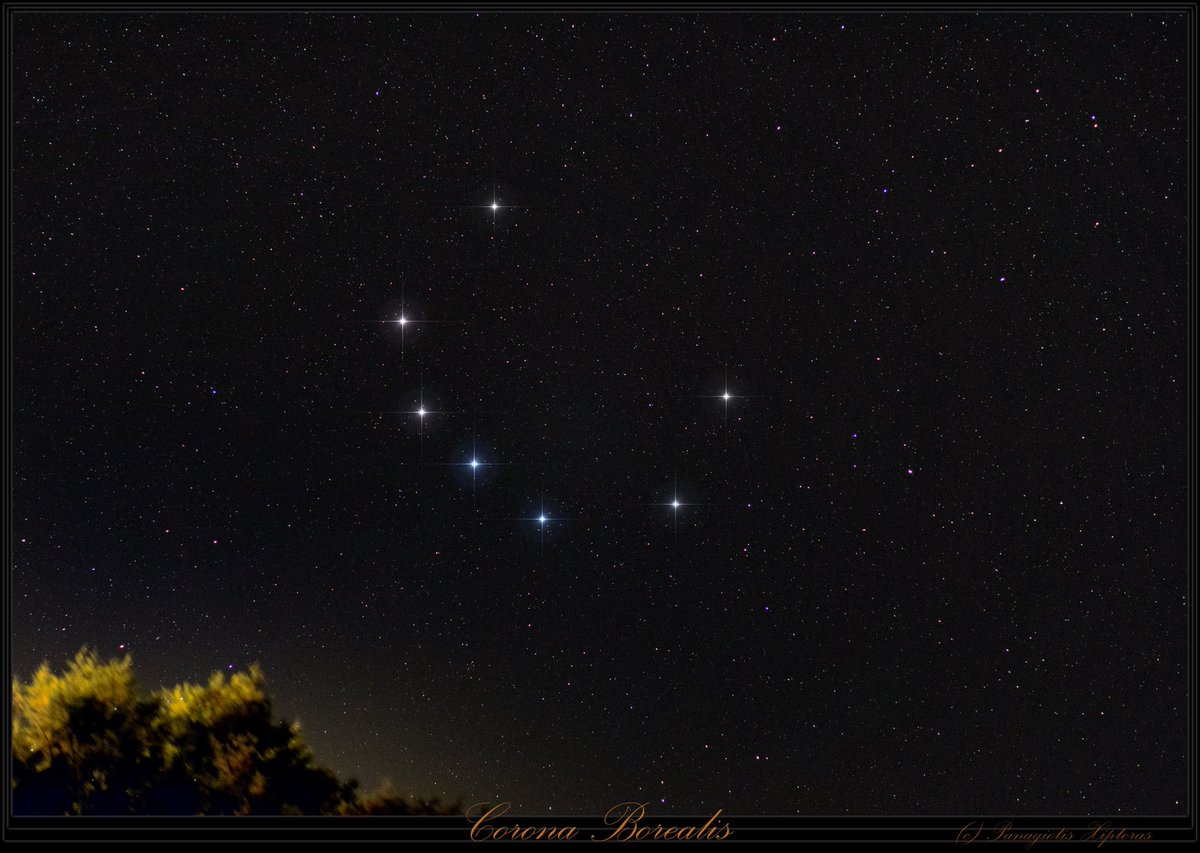 Panagiotis Xipteras On Twitter This Is Corona Borealis Constellation Astrophotography Nightsky Stars Exp 30s Iso2200 Zeiss Milvus 50mm F 2 Lesbos Island Greece Eu Https T Co Rkzfg8femp