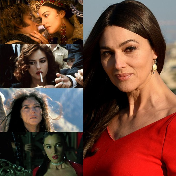 Buon Compleanno/ Happy Birthday to our favoutite Bond Girl! Talent like no other, Monica Bellucci