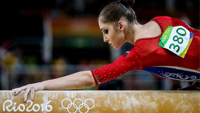 Happy Birthday to the queen of gymnastics ; Aliya Mustafina