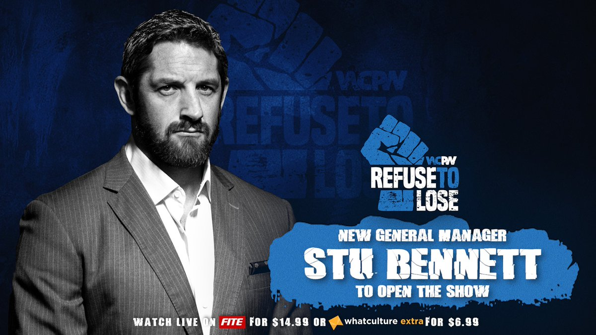 Image result for Stu Bennett WCPW