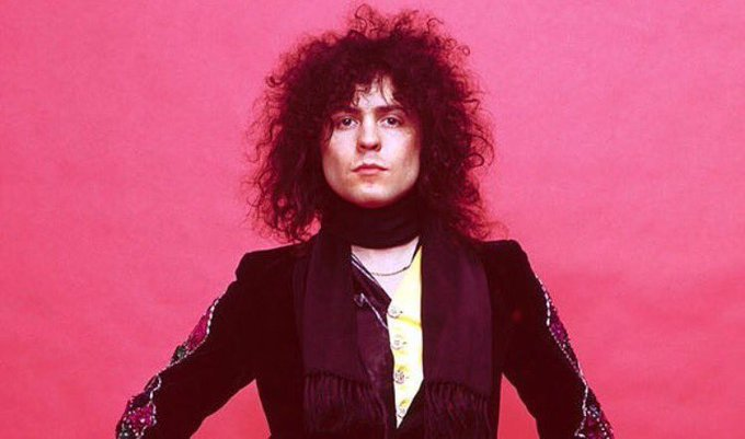Happy 70th birthday to the legend MARC BOLAN...RIP