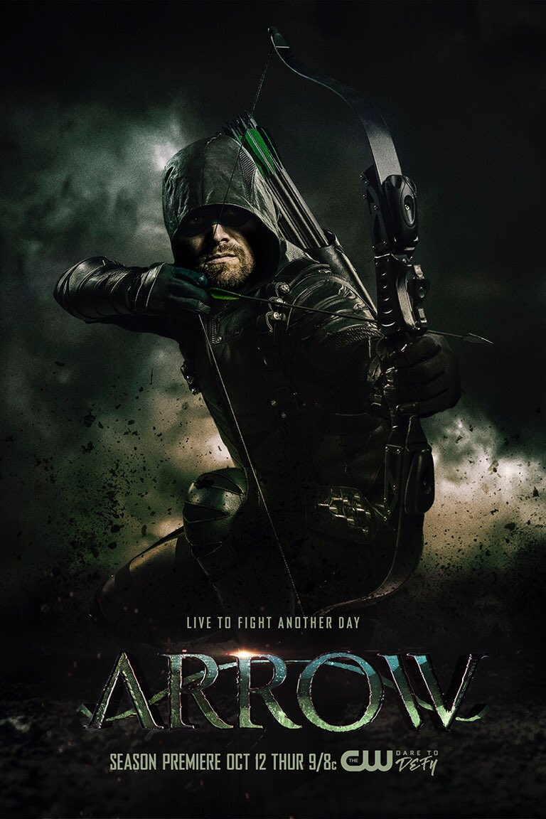 Arrow S06E09  HD 720p –  480p [English]