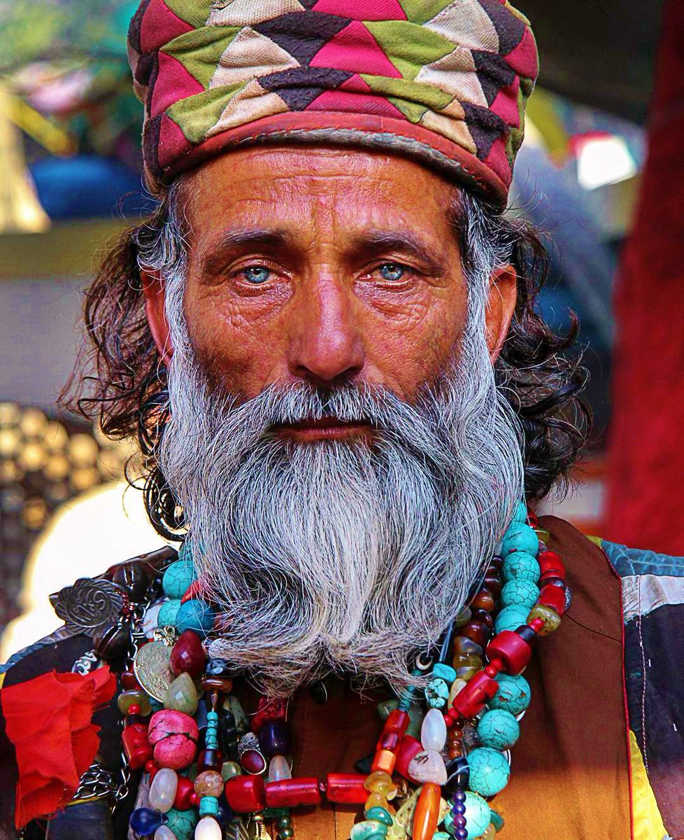 Pakistan On Twitter Random Sufi S Also Malang Baba Roaming On The Streets