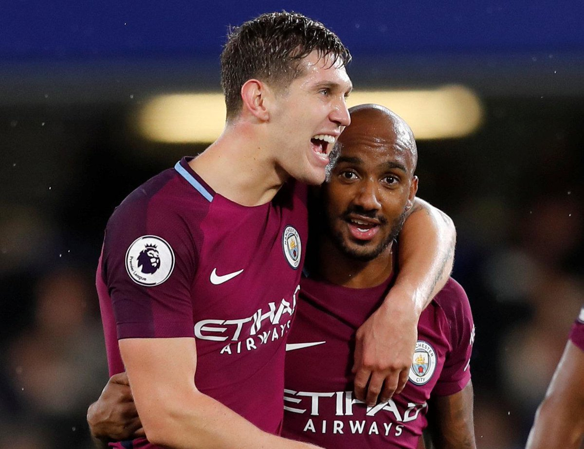 """Fabian Delph: """"This was for @benmendy23. He left us a message beforehand & that helped us today""""  #CHEMCI #PL"""
