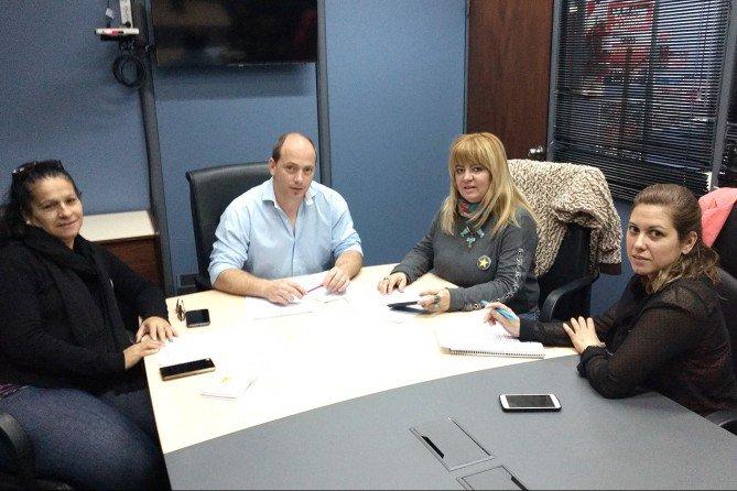 Provinciales | Solana recibió el apoyo de Estrellas Amarillas para proyecto de ley que otorga más derechos para las víctimas de delitos