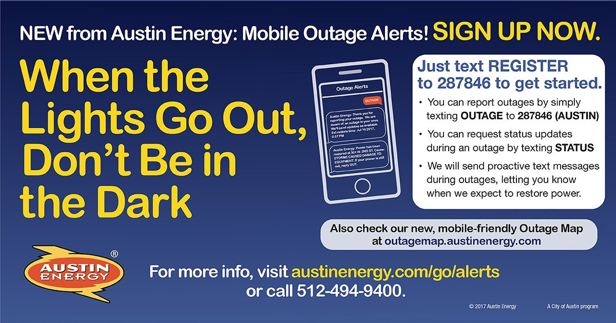 Austin Energy On Twitter Watch Our Video To Learn More About The