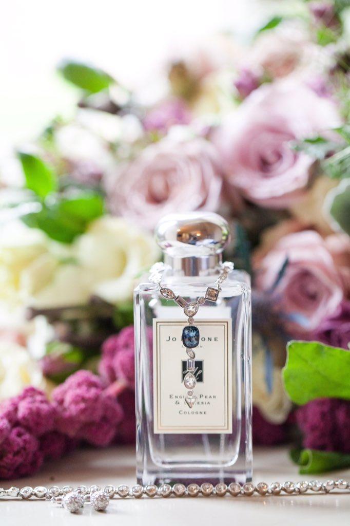 What perfume would you wear on your wedding day? #jomalone #swarovski #weddingidears #weddingplanning #lancashirebride #lancashirewedding