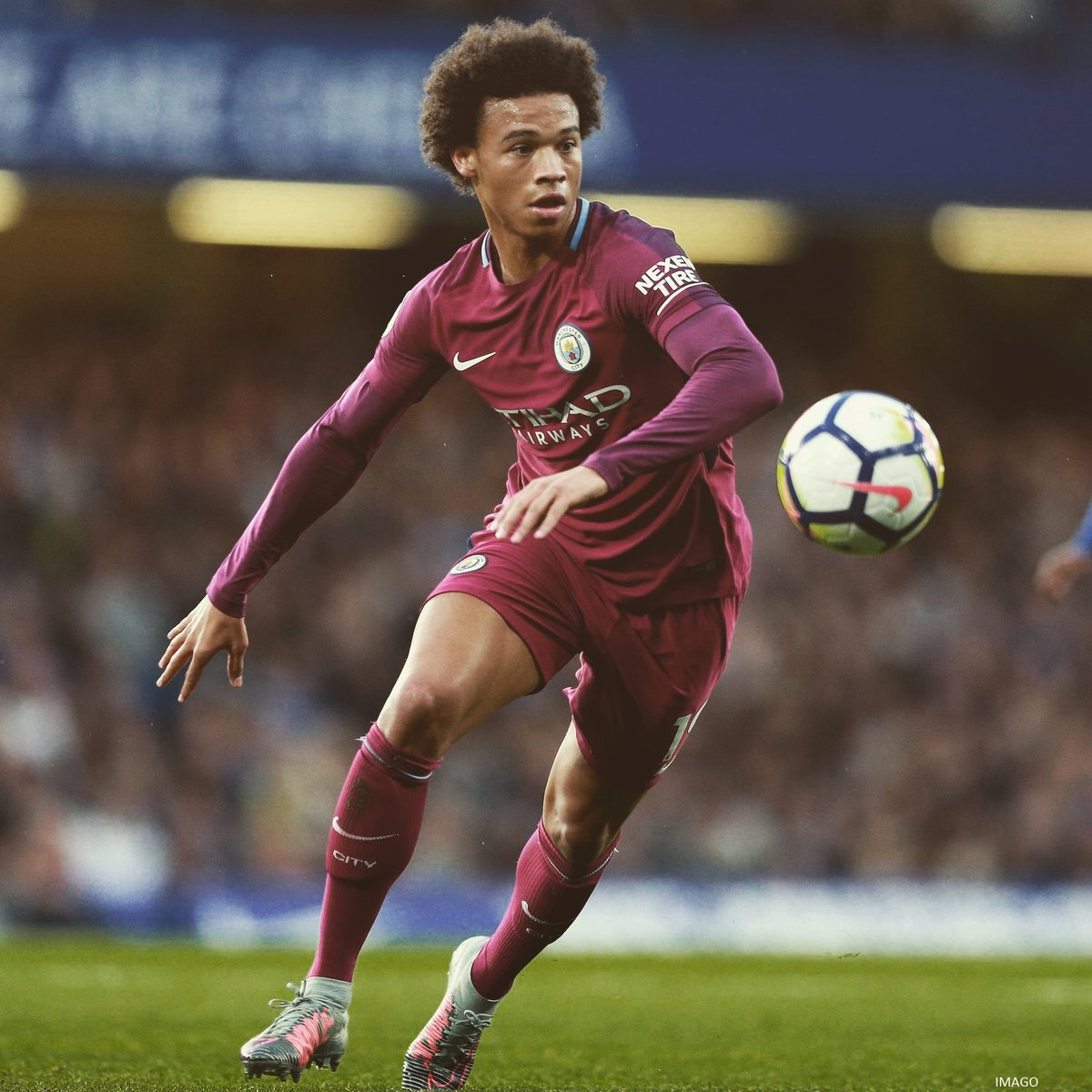 What an away performance, and what a brilliant win. Great job by everyone 🔥⚽🔥 #inSané #LS19 #CHEMCI