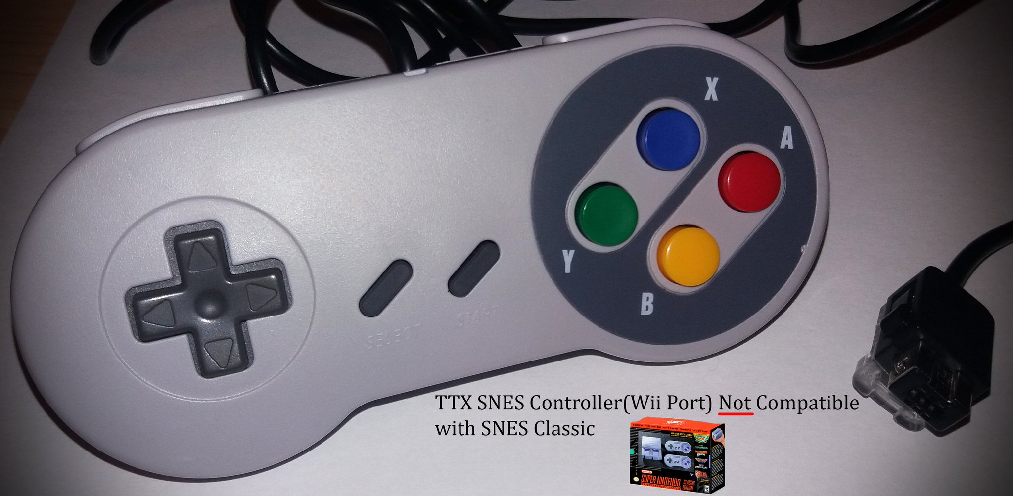 Super Nintendo Controller Port Not Working