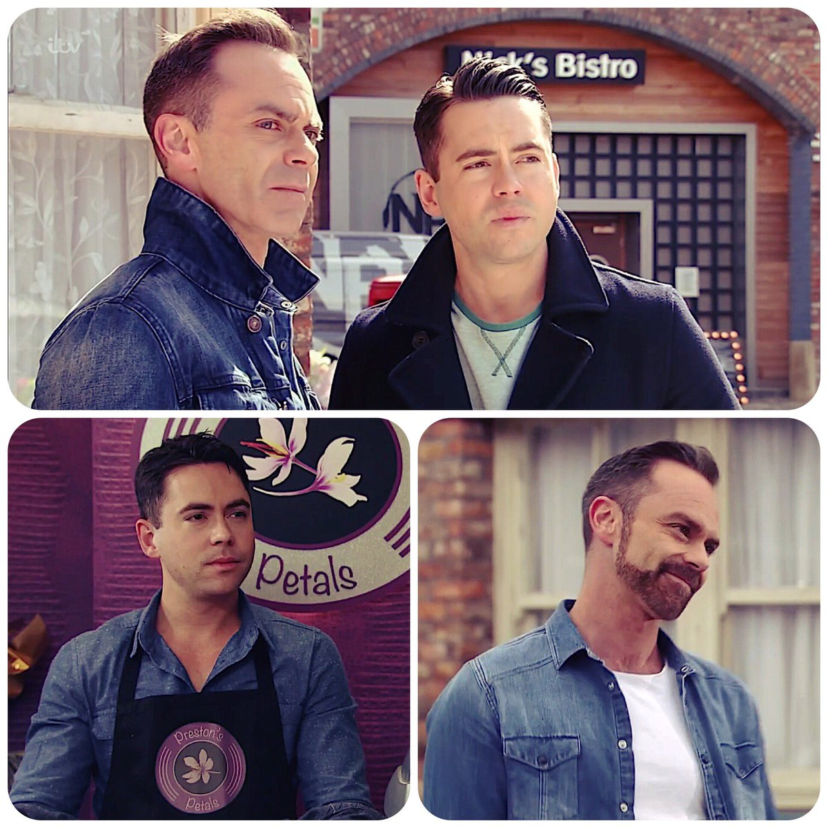 Blessing your timeline with some denim'd #Tilly....also #corrie ...can we get Todd's denim shirt back into circulation please   #Billy <br>http://pic.twitter.com/KHsEHMUoHq