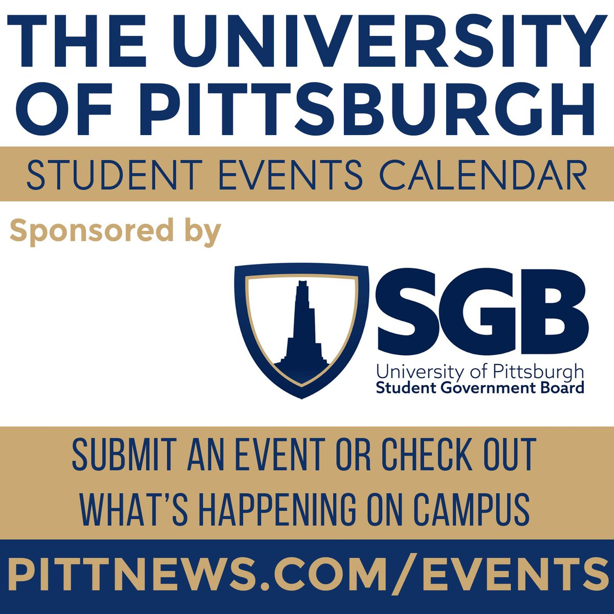 The Pitt News On Twitter The Student Events Calendar Sponsored By