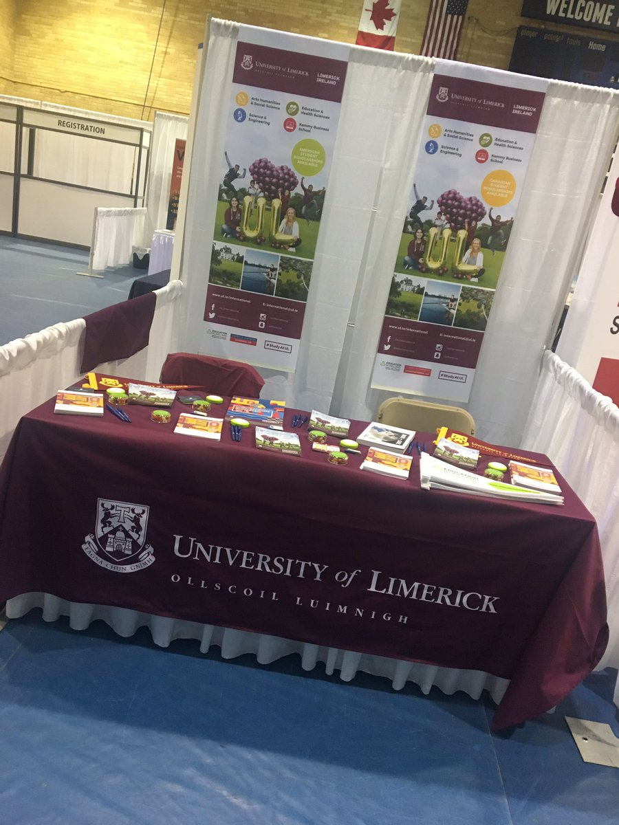 We are here @GoGlobalExpo in Toronto..so excited to finally be in Toronto to talk to students about studying @UL #StudyatUL @EduIreland<br>http://pic.twitter.com/tsuioL4GOz