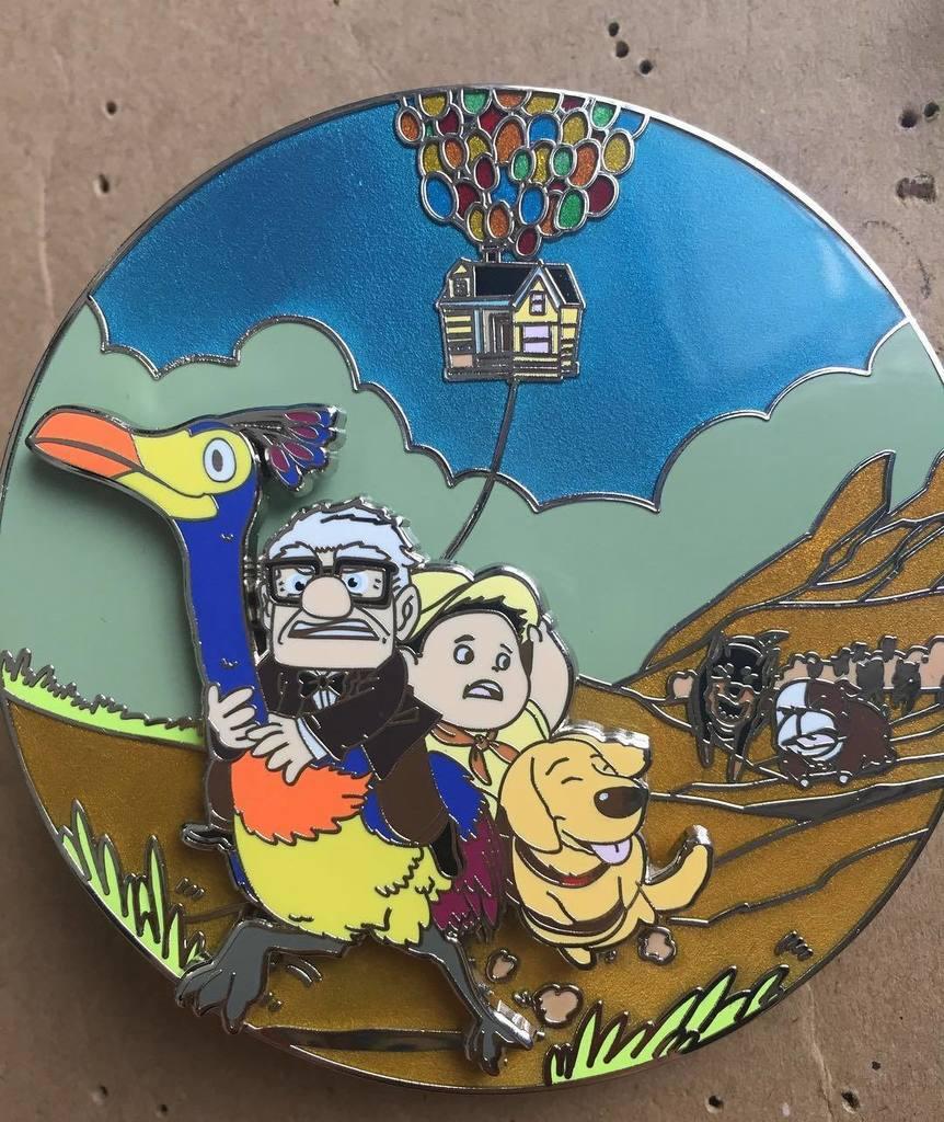 UP Pixar Pursuit  hopefully shipping soon  #Fantasypin #fantasypins #pingame #lapelpin #lapelpins #pintrading #d…  http:// ift.tt/2bHRXX5  &nbsp;  <br>http://pic.twitter.com/H0lpMaXqAu