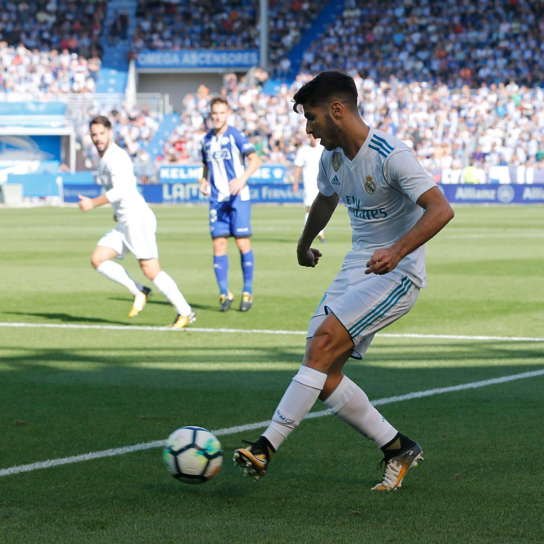 Alaves vs Real Madrid Highlights