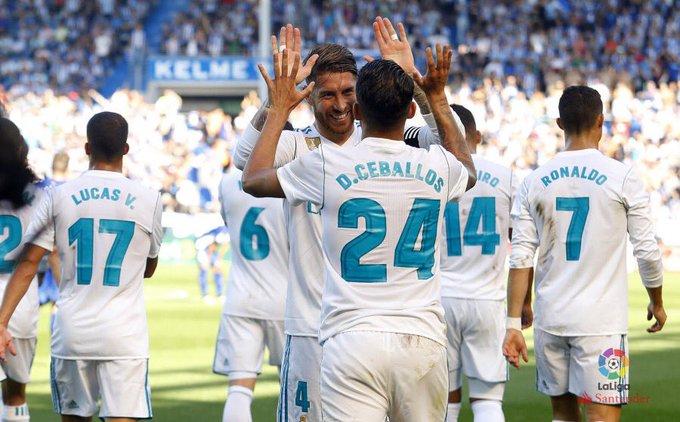 🕐 TERMINÉ !   Alaves 1-2 Real Madrid   Grace à un doublé de Ceballos, le Real Madrid se réconcilie avec la victoire !