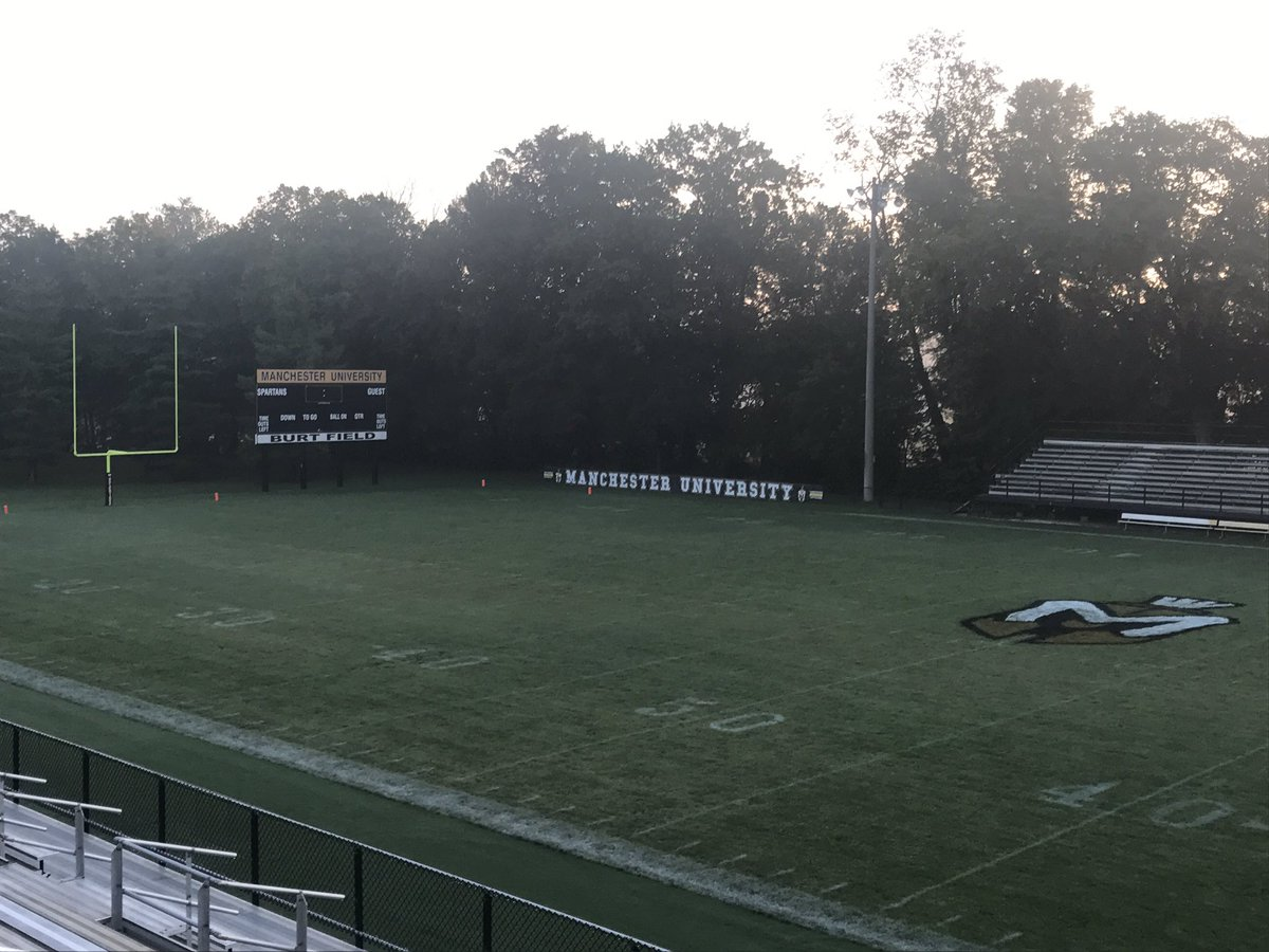 Wake up MU Nation! It is gameday! Pack Burt Field for Spartan FB home opener. Kickoff @ 1:30 pm. Loud, proud, and positive!! #SHIELD #TOUGH <br>http://pic.twitter.com/n5FODZGP7p
