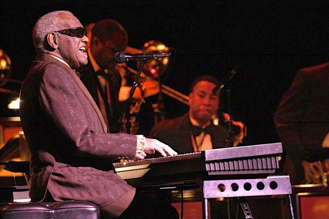 Happy birthday Ray Charles! What fond memories.