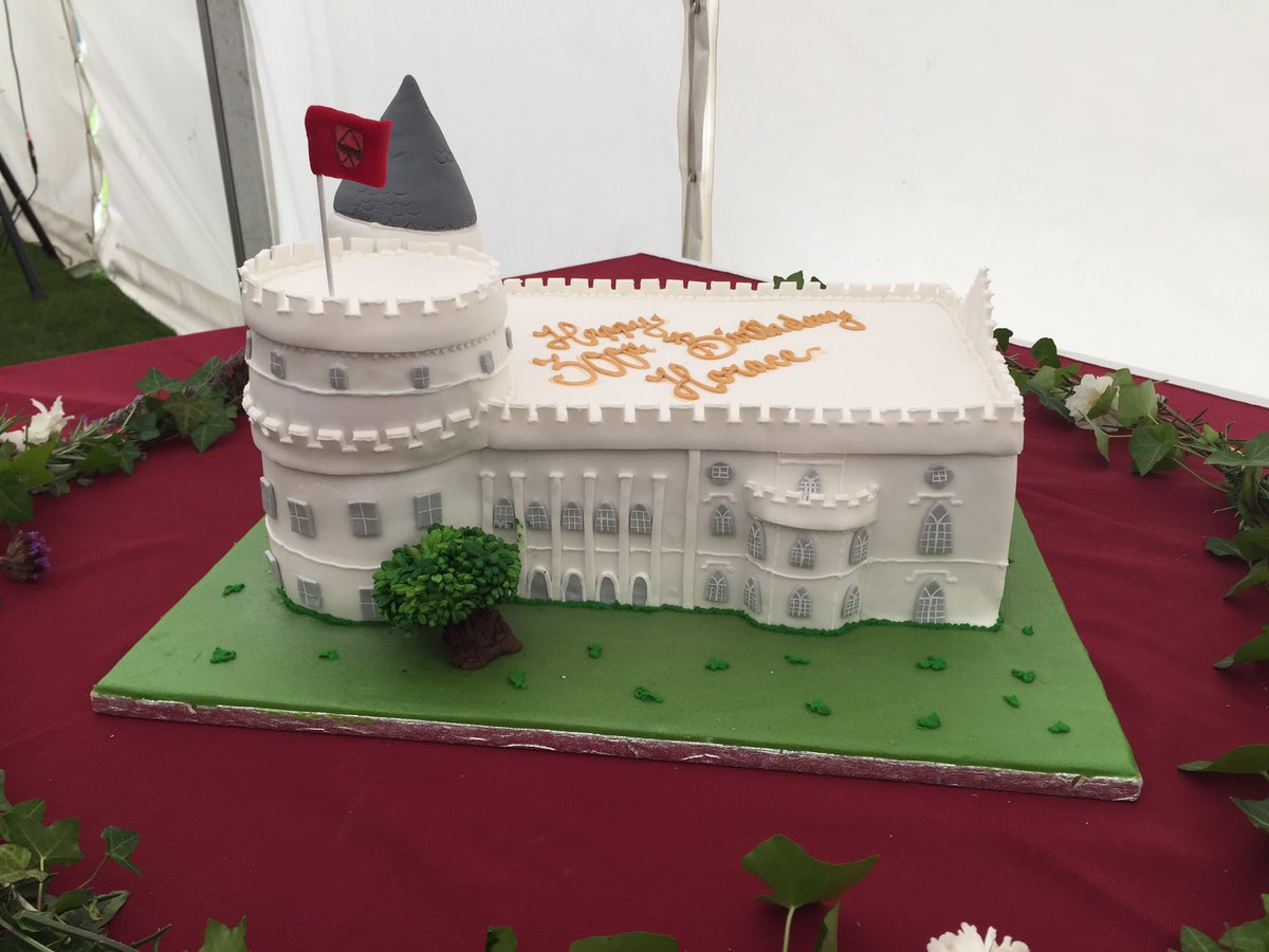 Happy Birthday, Horace! #strawberry hill #cake <br>http://pic.twitter.com/YifTpVT2u5
