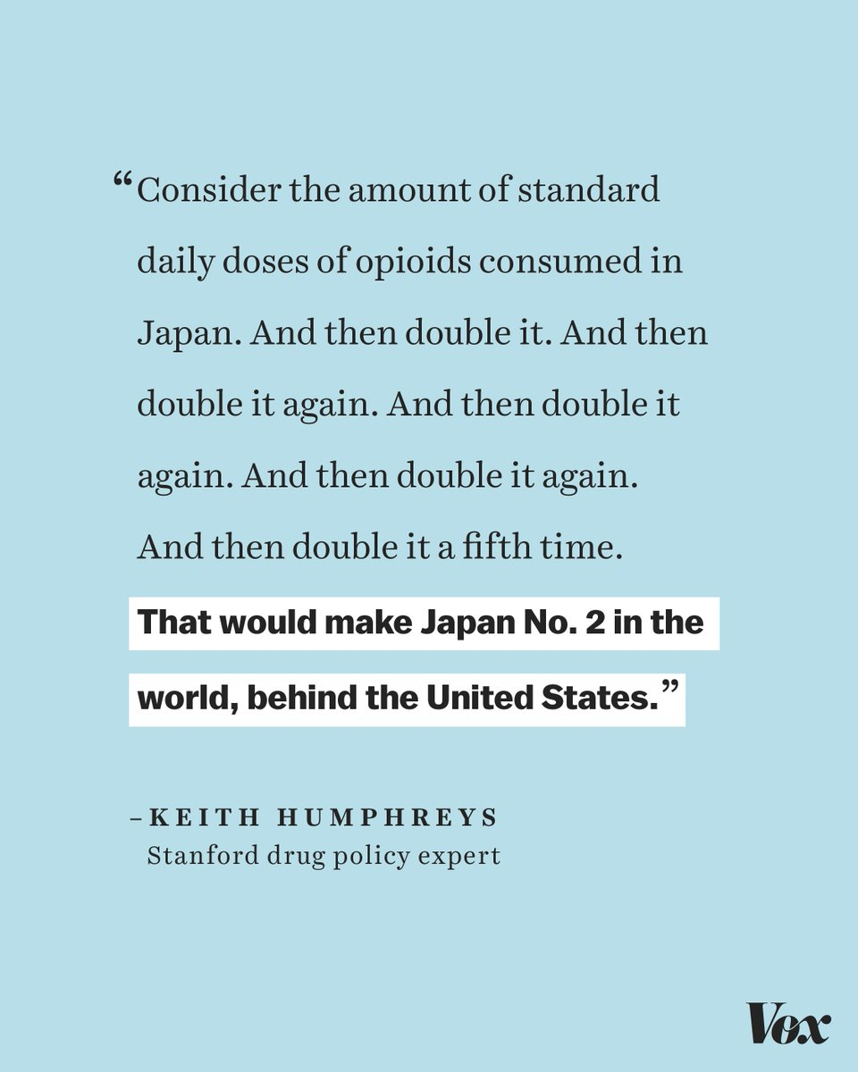 America's huge problem with opioid prescribing, in one quote https://t...
