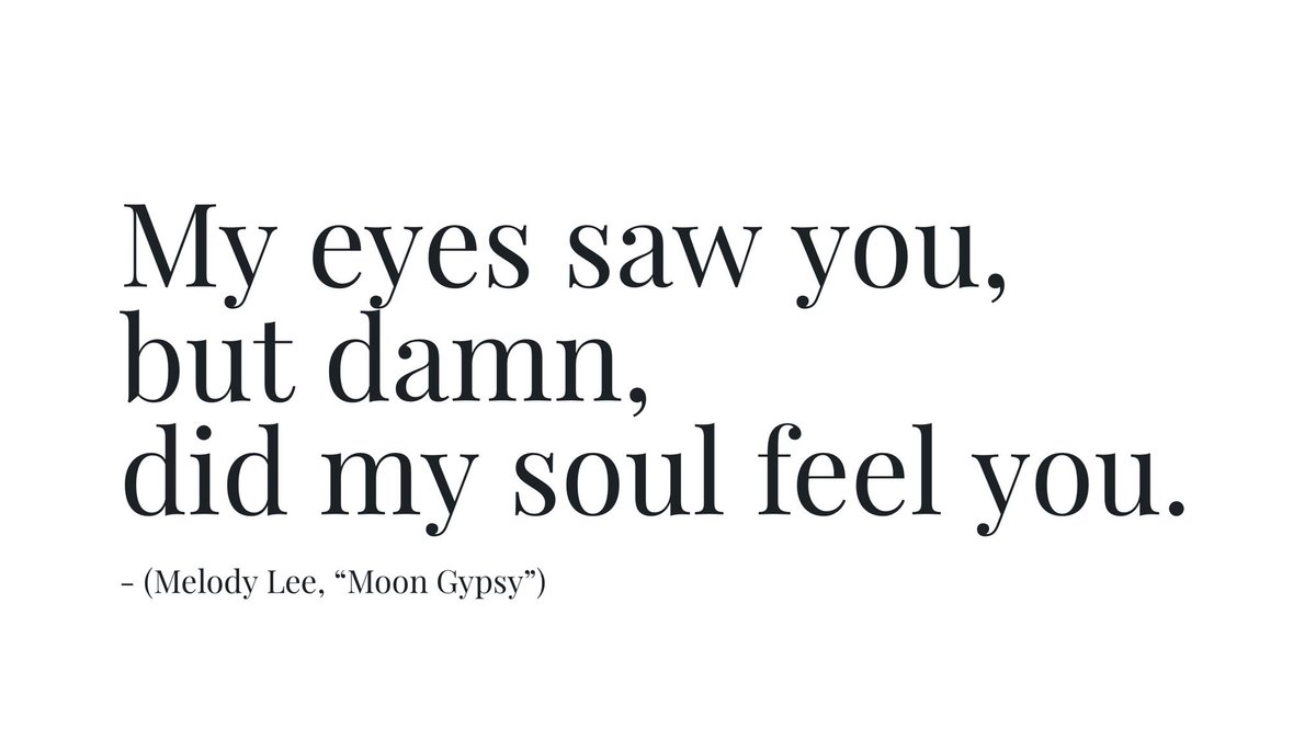 I know a beautiful soul when I feel one...  #SaturdayMorning <br>http://pic.twitter.com/1AD8qJQp67