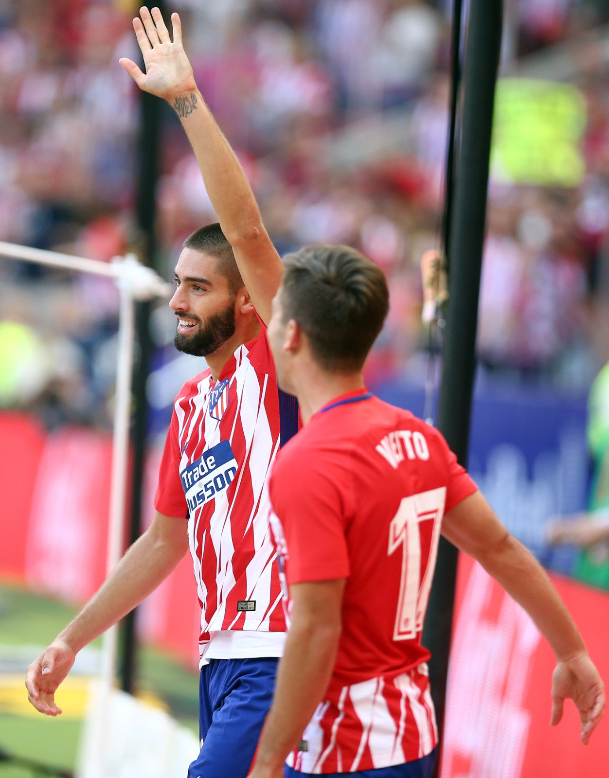 Atletico Madrid 2-0 Sevilla Highlights