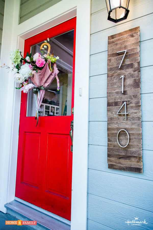 9. Create Your Own DIY House Numbers  #Crafturday #DIY #HowTo #diyprojects #DIYcrafts #inspiration #crafting #project<br>http://pic.twitter.com/IfaidmwnEF