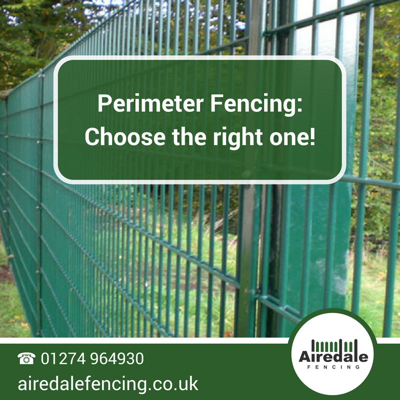 Everything inside your perimeter is under your control:  https:// goo.gl/rj14KR  &nbsp;   #PerimeterFencing #TheTradesHub <br>http://pic.twitter.com/m17eFtXcPW