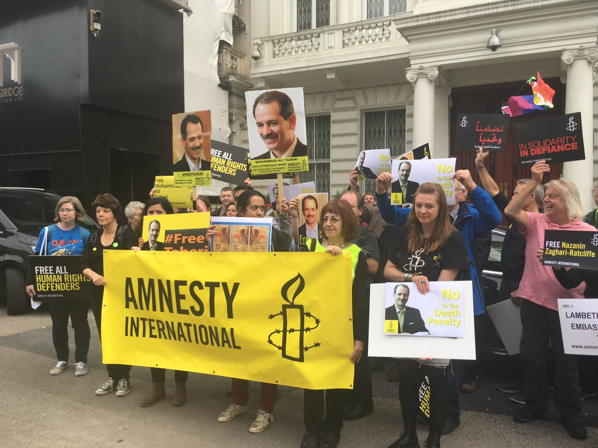 Another photo now with a focus on #MohammedAliTaheri @Asma_Jahangir #EU #HumanRights @HerryRodin #FreeTaheri<br>http://pic.twitter.com/Nl8WCd5GPh