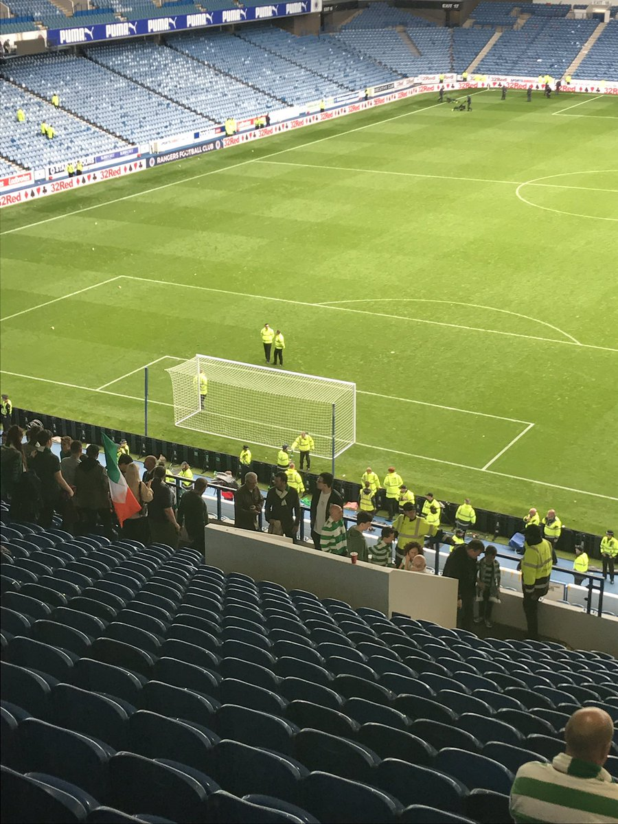 The Stewards have defended the goal better than #rangers !!! #we&#39;retheglasgowcelticandwewontbestopped <br>http://pic.twitter.com/thhU28EHi1