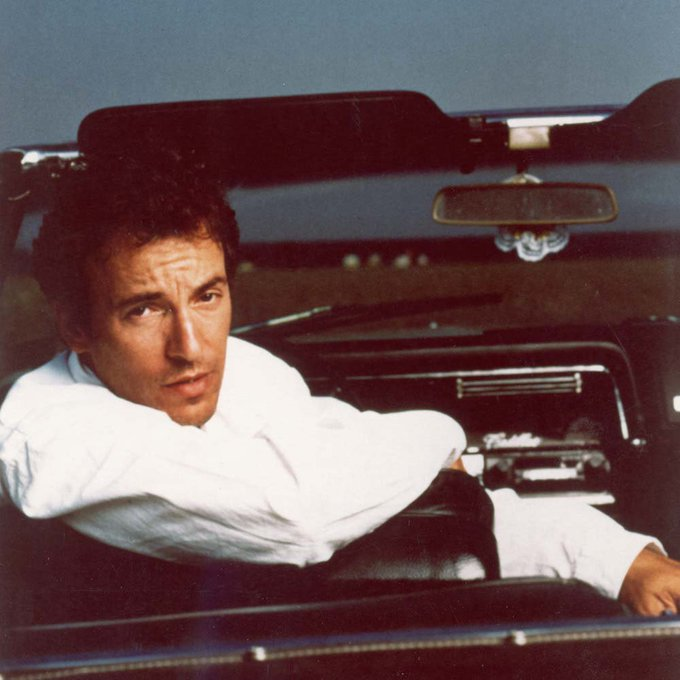 Happy Birthday to the boss. Bruce Springsteen turns 68 today