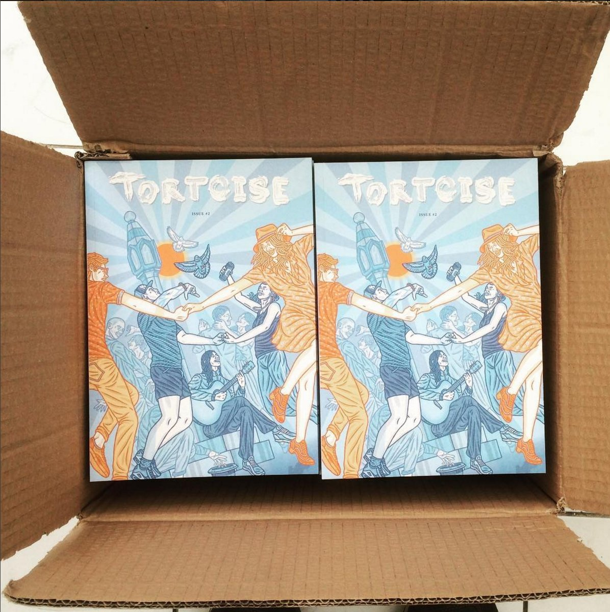 We&#39;ve made it possible to order a copy of Issue 2 of #TortoiseMagazine online if you can&#39;t find one in #Chester!  https://www. tortoisemag.co.uk/shop/tortoise2  &nbsp;  <br>http://pic.twitter.com/5hdxOqliVN