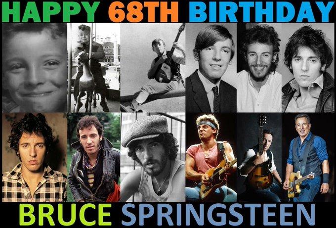 Happy Birthday Bruce !!!