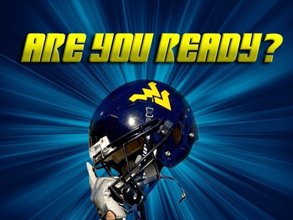 It&#39;s gameday &amp; we&#39;re ready for the fun! Let&#39;s go Mountaineers! @WVUfootball  at Kansas | Noon #wvu #football <br>http://pic.twitter.com/ELu43r90Nc