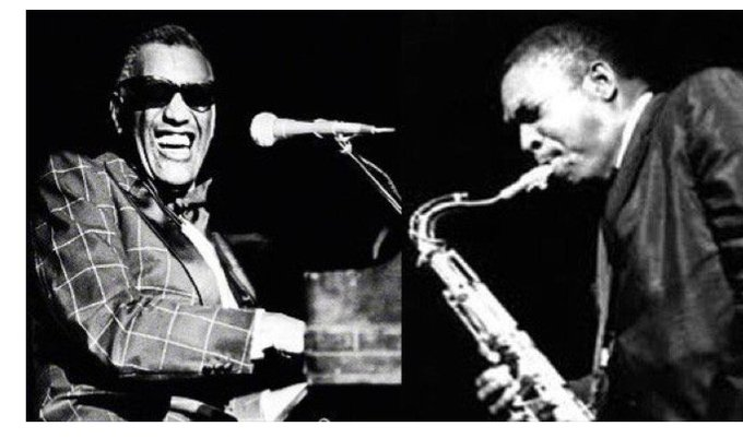 Happy Birthday Ray Charles and John Coltrane In my world, today would be a National Holiday