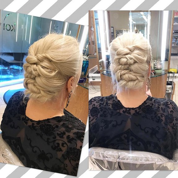 UPDO • BY ASSISTANT, EMILLY #KoiSpa #SpecialEventStyle #Updo #WeddingReady #SalonAssistant #MentorProgram #SalonAssistantProgram #SalonSpa<br>http://pic.twitter.com/86T2dfdW2a